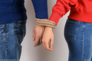 THE DANGER OF CODEPENDENCY.